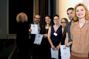 Best film : Bota with director Thomas Logoreci